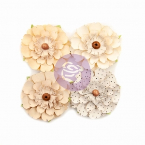 Prima Marketing - PRIMA FLOWERS® Pretty Pale Flowers Neutral Beauty